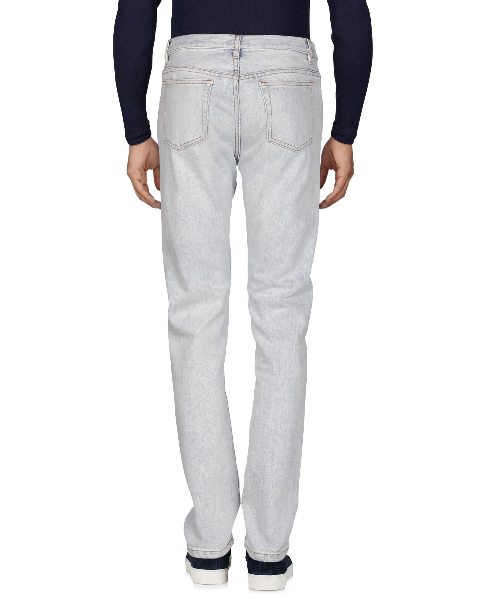 Pantaloni Jeans 42682282OL A.P.C. Uomo - 42682282OL Jeans a6e475