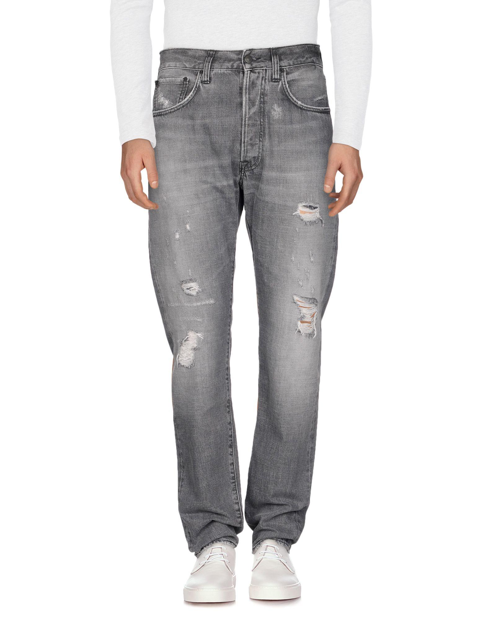 Pantaloni Jeans (+) 42683130OP People Uomo - 42683130OP (+) 852646
