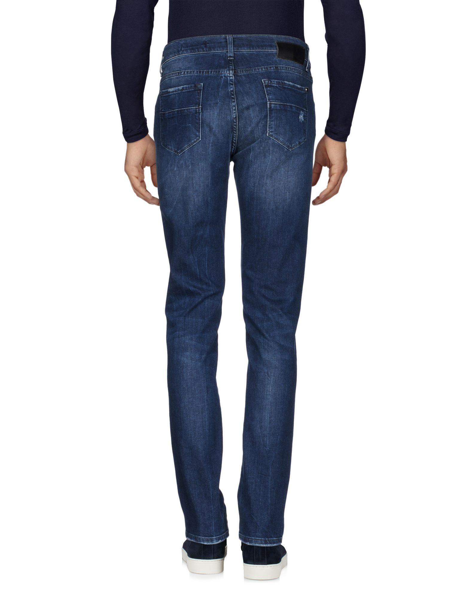Pantaloni Jeans Daniele Alessandrini Uomo - - Uomo 42683234AH 611698