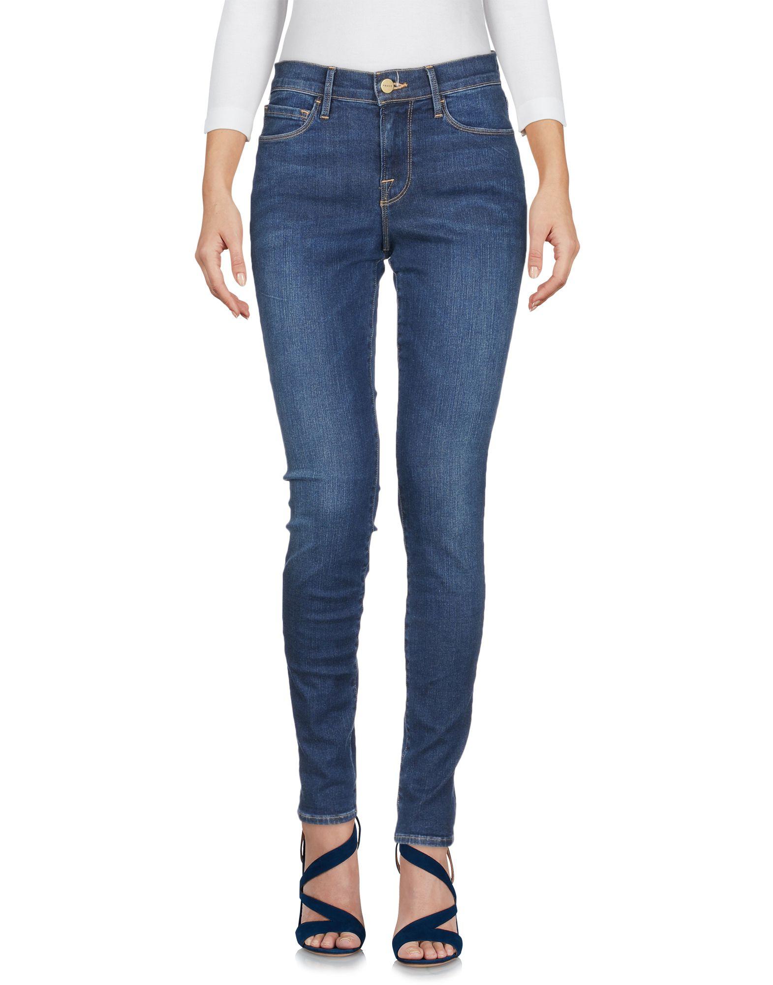 Pantaloni Jeans Frame donna - 42683912FQ