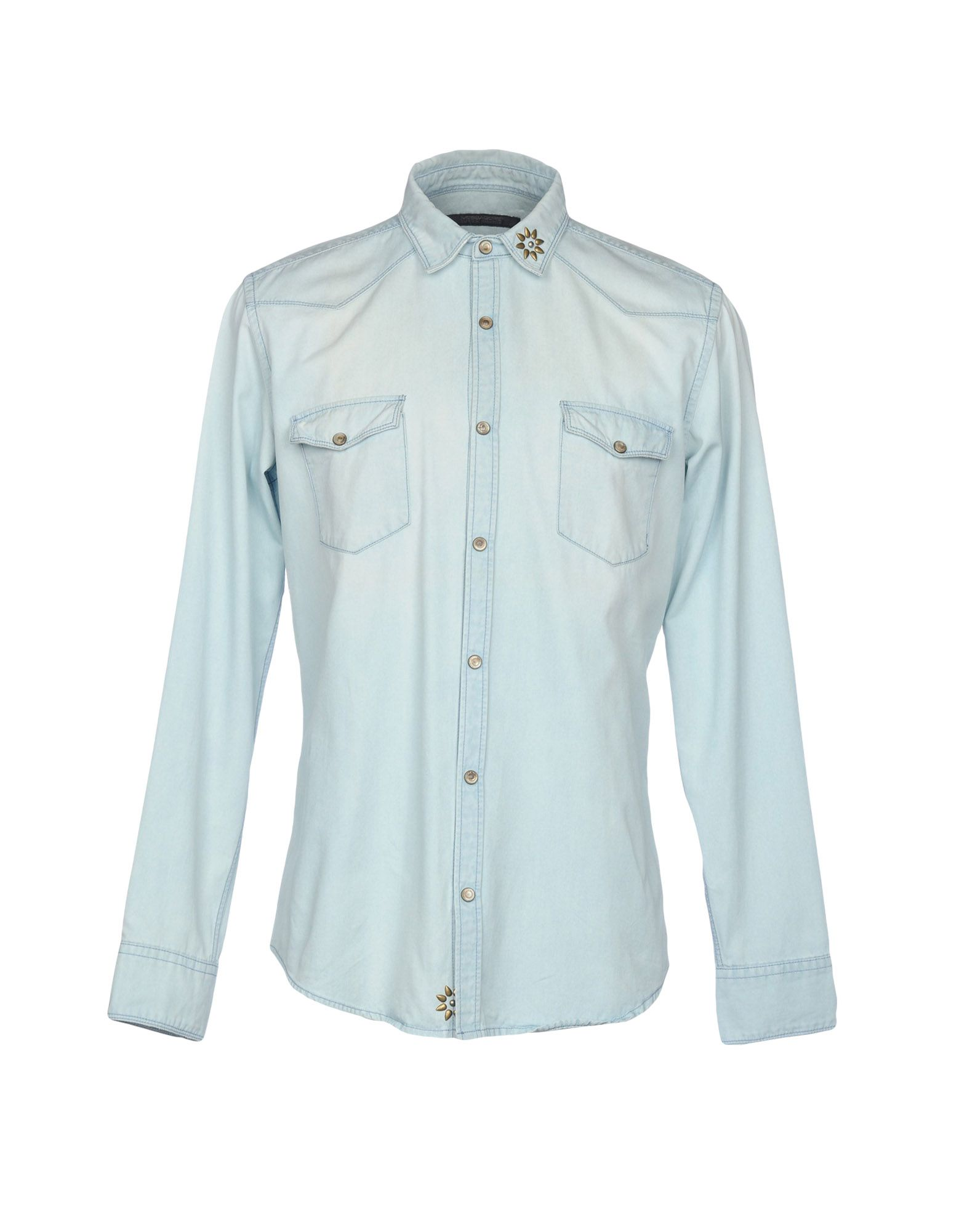 Camicia Di Jeans Messagerie herren - 42684469IH