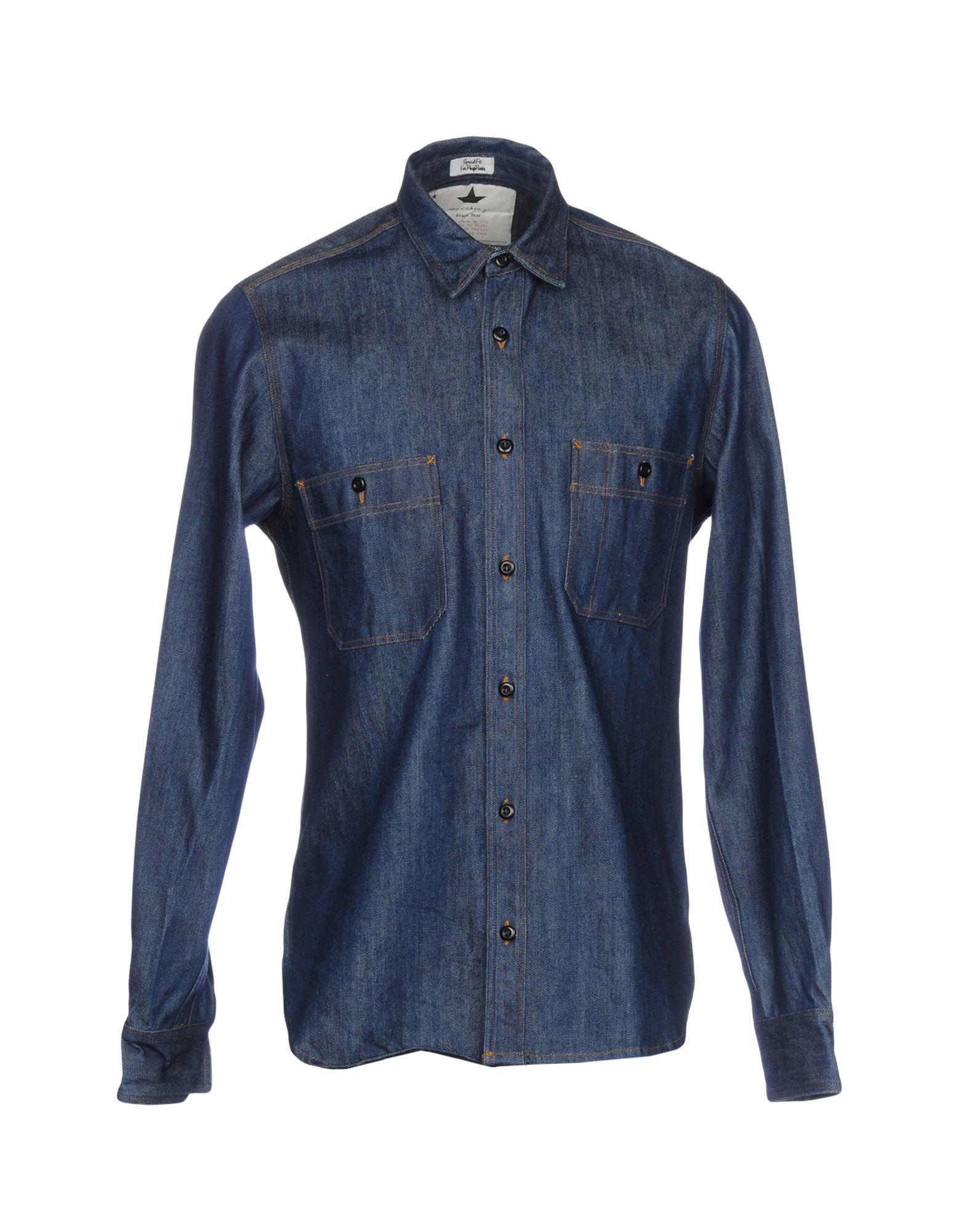 Camicia 42684527EQ Jeans Macchia J Uomo - 42684527EQ Camicia ab099e