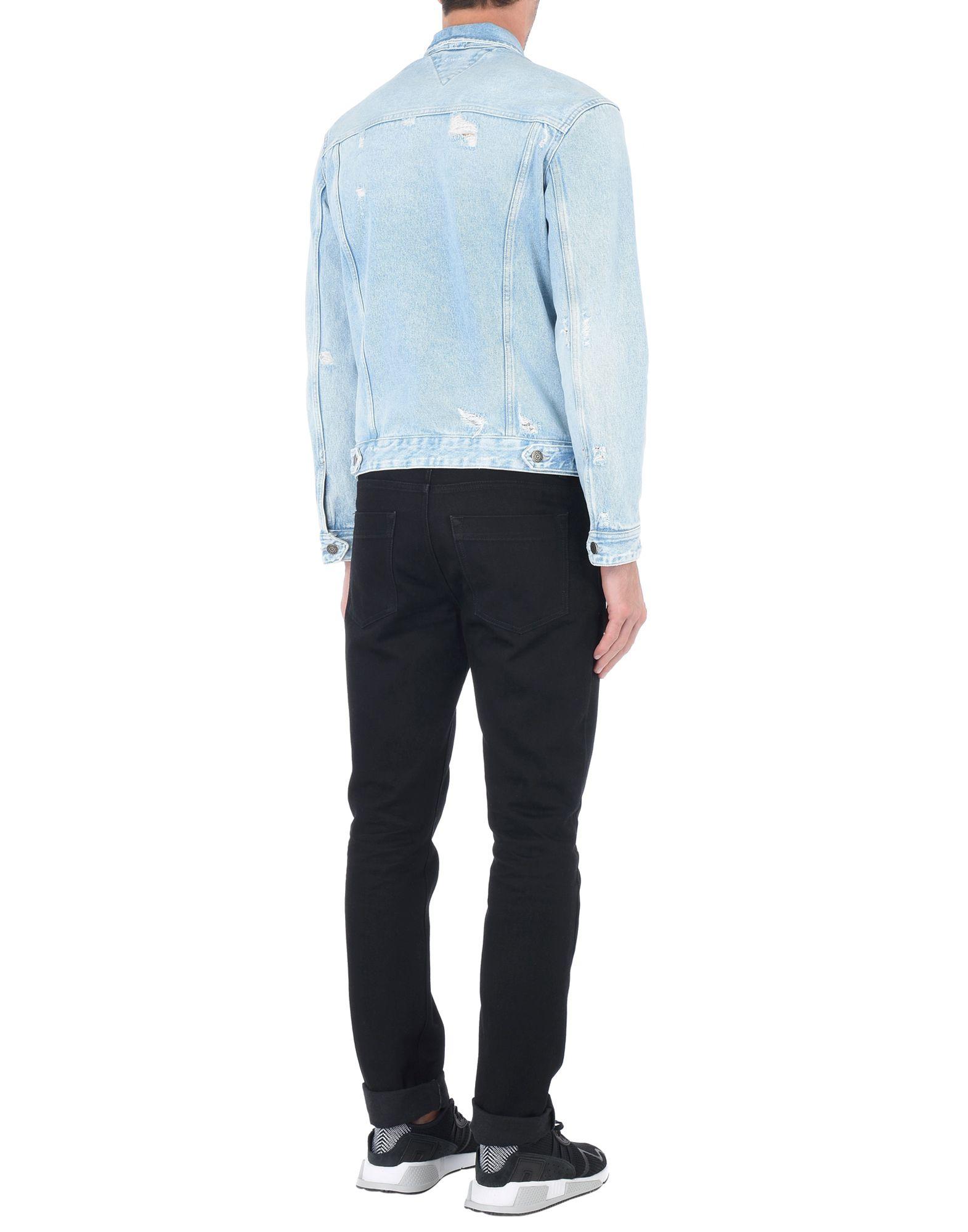 Giubbotto Uomo Jeans Tommy Jeans Tjm Classic Denim Tr - Uomo Giubbotto - 42684717BR 22ab5a