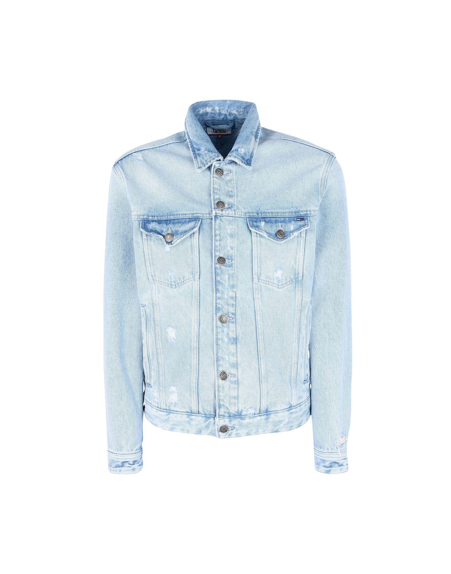 Giubbotto Jeans Jeans Jeans Tommy Jeans Tjm Classic Denim Tr - Uomo - 42684717BR 80ab0c
