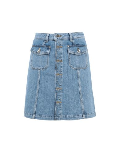 be76041aa73c8 Tommy Hilfiger Hw Skirt Gaby - Denim Skirt - Women Tommy Hilfiger ...