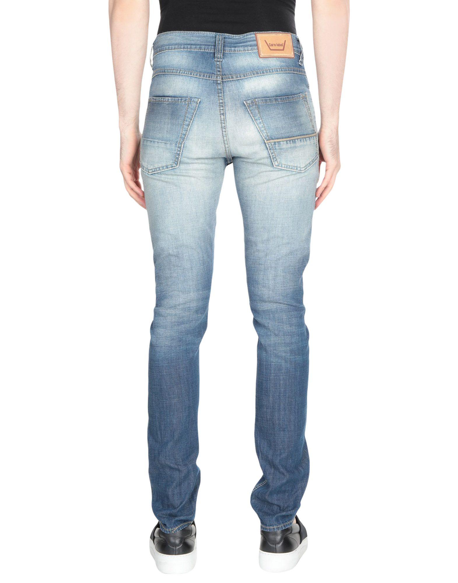 Pantaloni Jeans Uomo Care Label Uomo Jeans - 42685035WE 191403