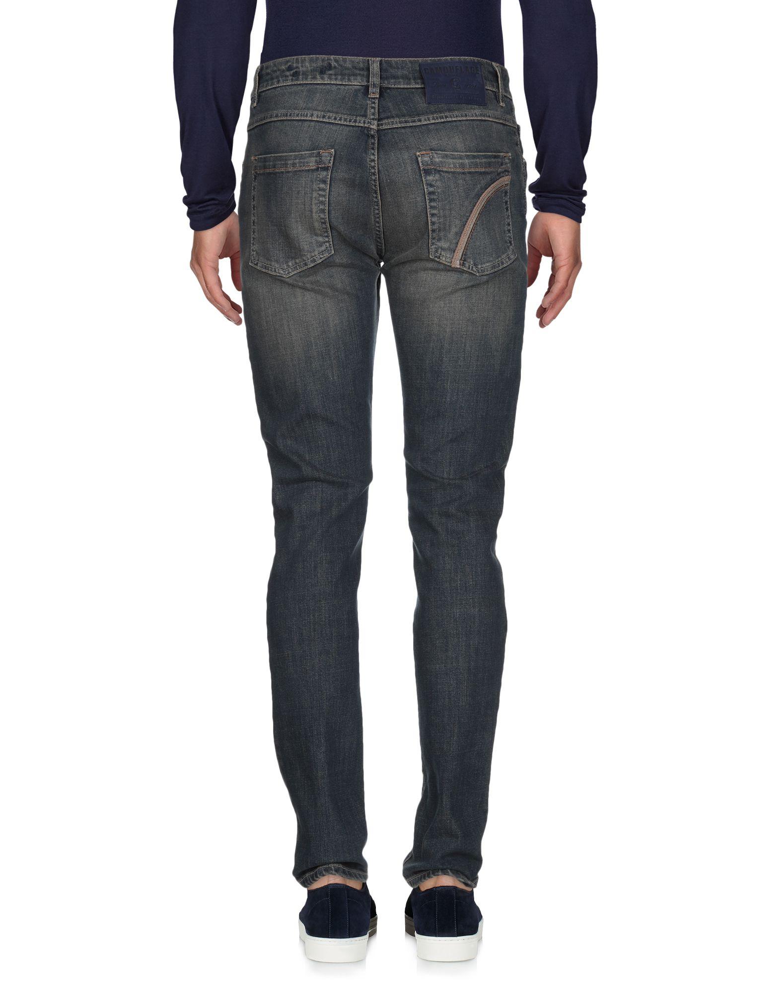 Pantaloni - Jeans Camouflage Ar And J. Uomo - Pantaloni 42685606CO 12e6bb