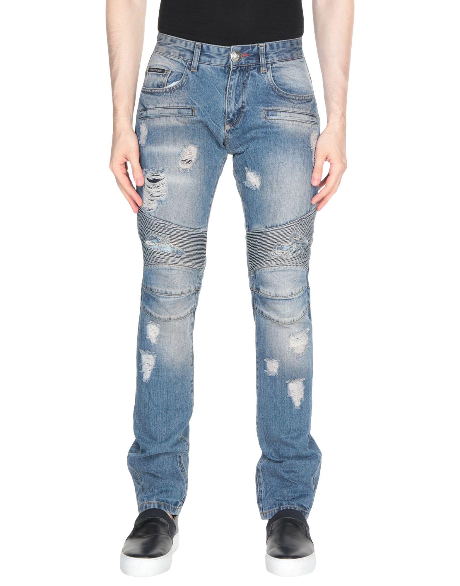 Pantaloni Jeans - Philipp Plein Uomo - Jeans 42685630BO 3af481