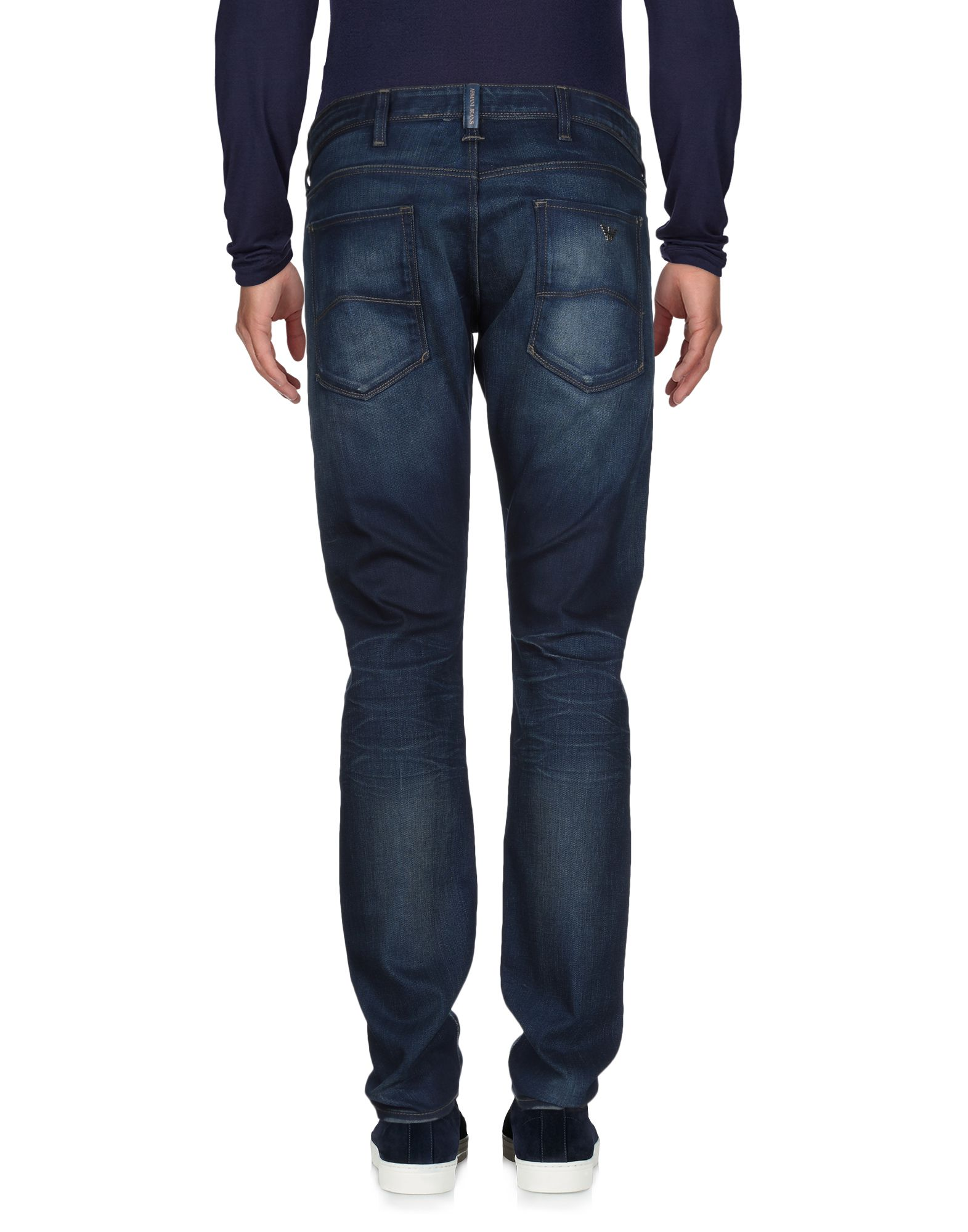 Pantaloni Jeans Armani Uomo Jeans Uomo Armani - 42686114HQ 9b64bb