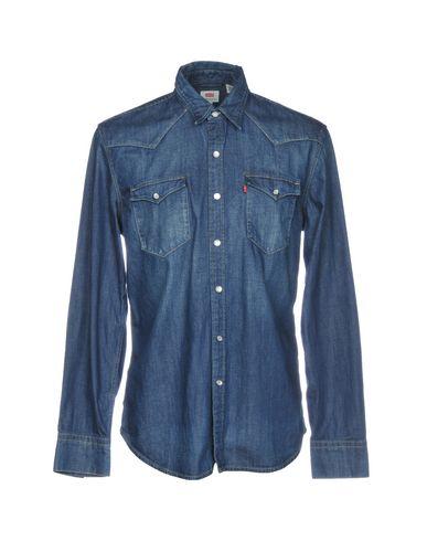 vraiment à l'aise grande remise acheter mieux LEVI'S RED TAB Chemise en jean - Chemises | YOOX.COM