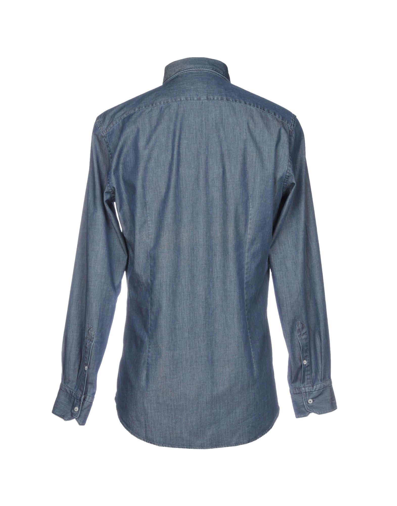 Camicia Jeans Jeans Camicia Himon's Uomo - 42687408AM 395f57