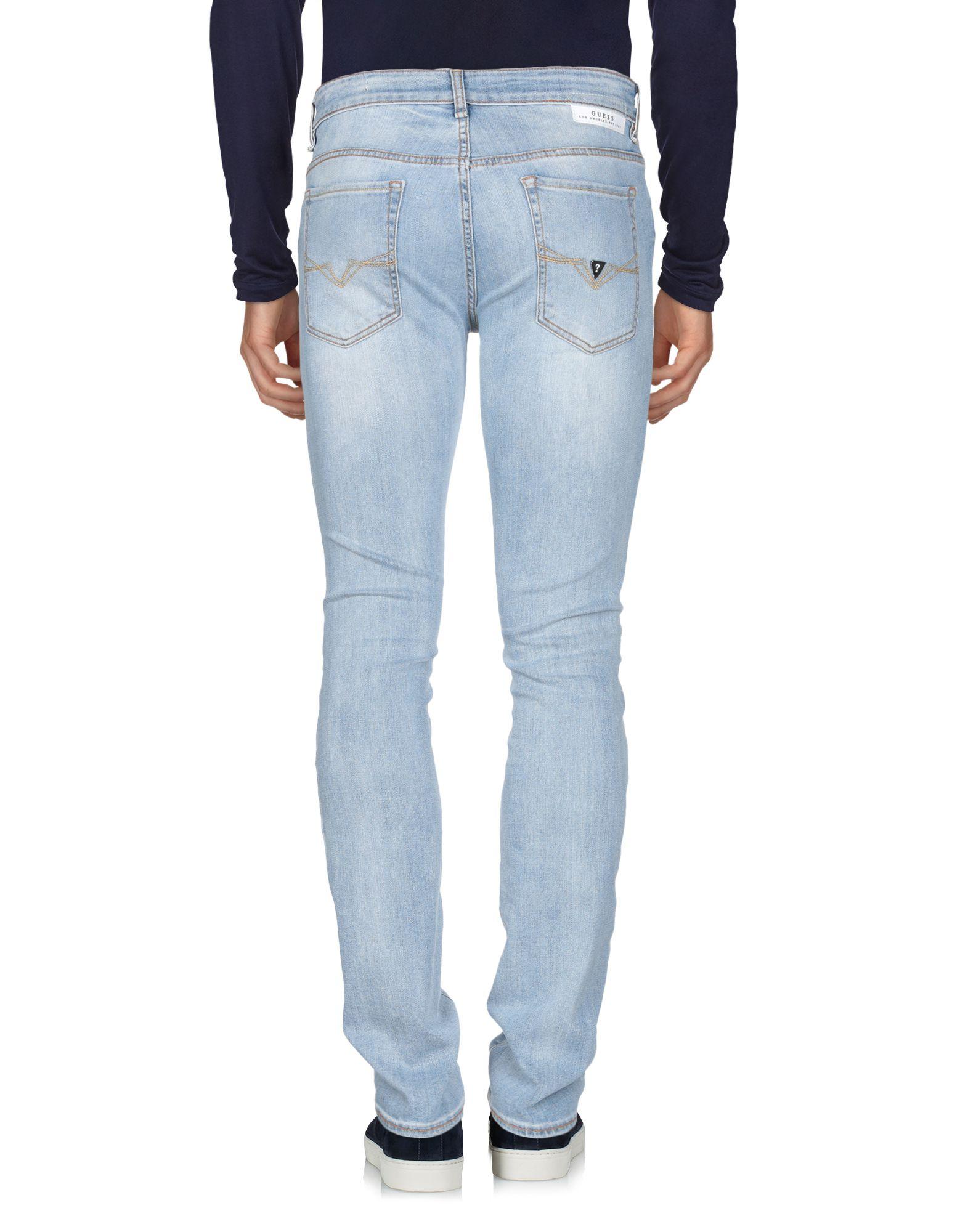 Pantaloni Jeans Guess - Uomo - Guess 42687619NV 187437