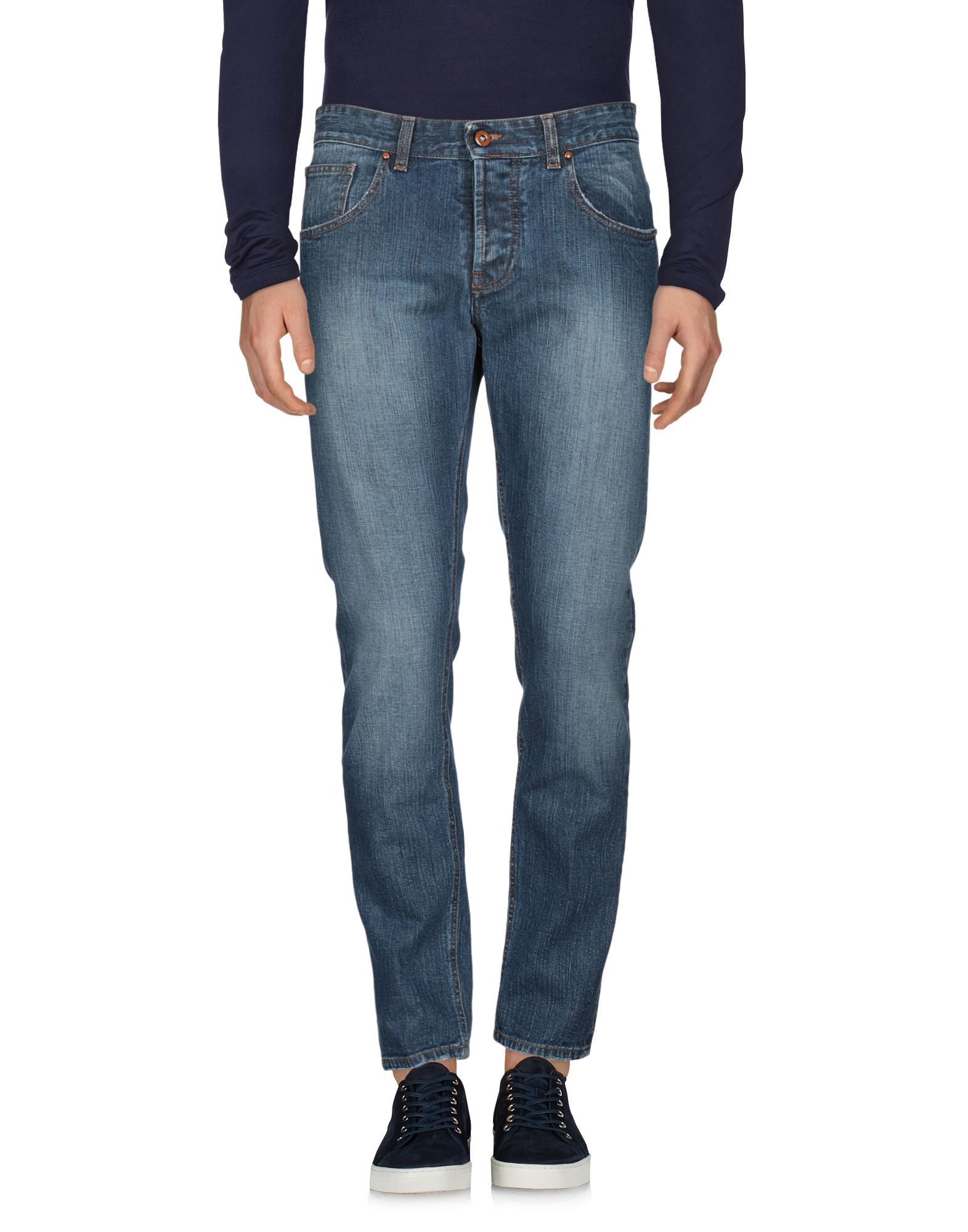 Pantaloni Jeans Santaniello Napoli Uomo - 42687871ND 42687871ND - 8b1ac8