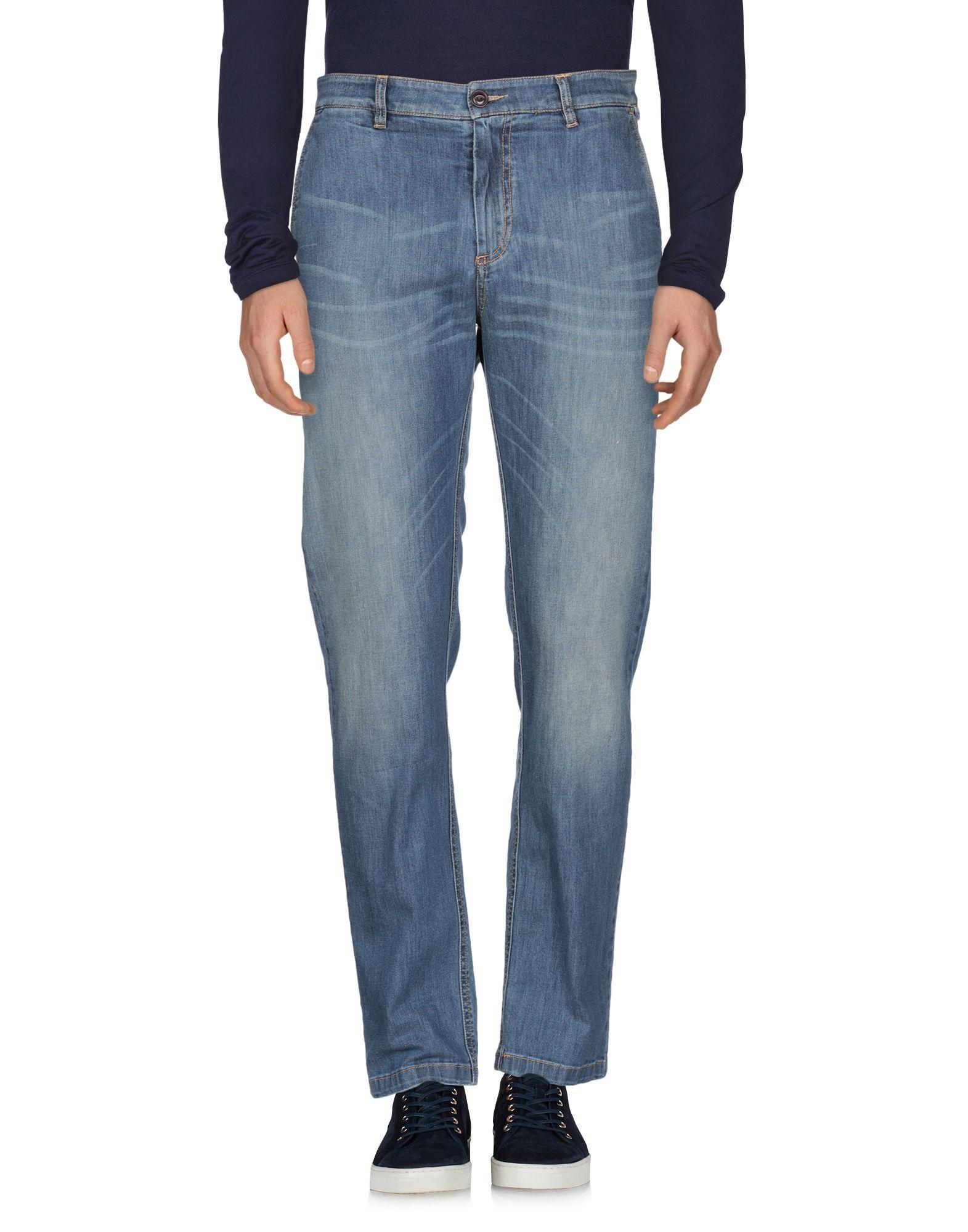 best sneakers 13587 0e9a8 Franklin & Marshall Denim Trousers - Men Franklin & Marshall ...