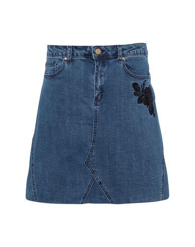 GEORGE J. LOVE - Denim skirt