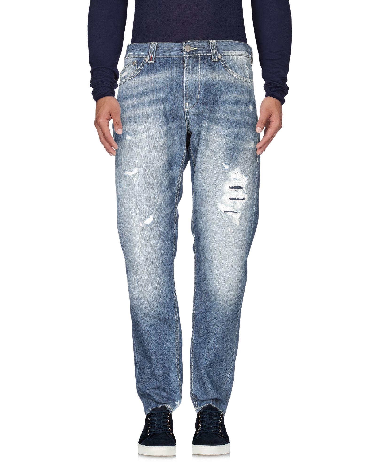 Pantaloni Jeans Dondup herren - 42690224AJ