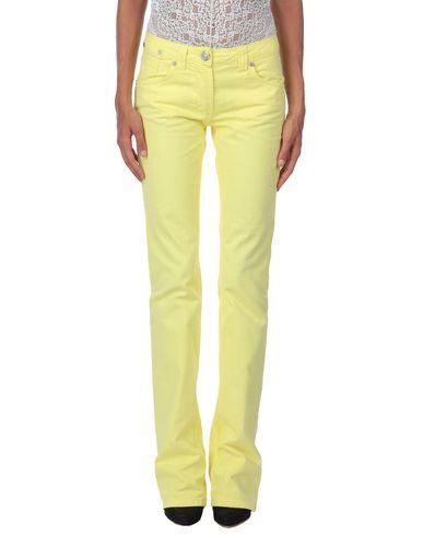 b324ce8ade7a Pantalon En Jean Versace Femme - Pantalons En Jean Versace sur YOOX ...
