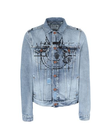 Giubbotto Jeans Scotch   Soda Uomo - Acquista online su YOOX ... 5c639f6dd47