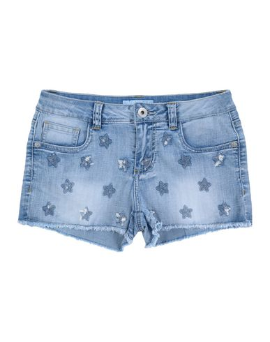 Guess Denim Shorts Girl 3-8 years online on YOOX Lithuania 9643c71aac1c1
