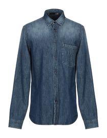 Love Moschino Camicie Di Jeans - Love Moschino Uomo - YOOX 784ca804a01