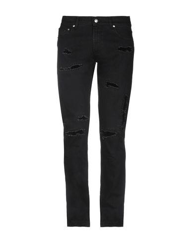 ALEXANDER MCQUEEN - Denim trousers
