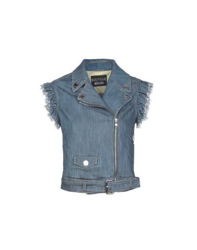 BOUTIQUE MOSCHINO - Denim jacket