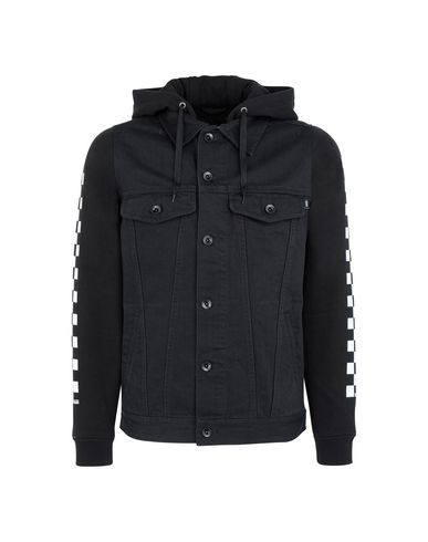 e0ffc6264e Vans Mn Winston Black - Denim Jacket - Men Vans Denim Jackets online ...
