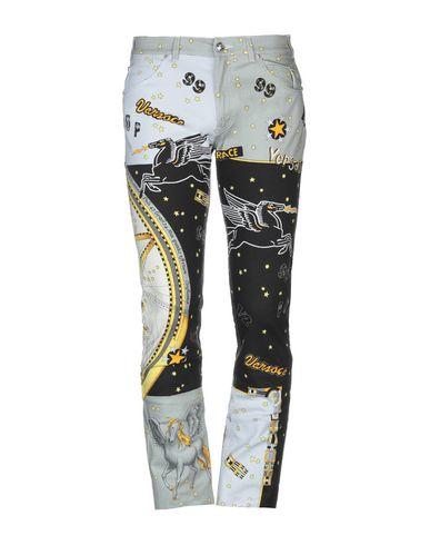 best website 2bc51 22a94 VERSACE Pantaloni jeans - Jeans e Denim   YOOX.COM