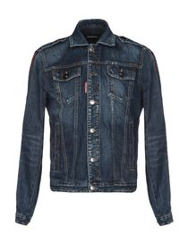big sale 6c4de 5dfdd Dsquared2 Giubbotti Jeans - Dsquared2 Uomo - YOOX