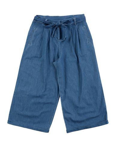 MISS BLUMARINE - Denim pants
