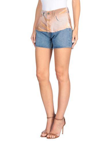 MAISON MARGIELA - Denim shorts