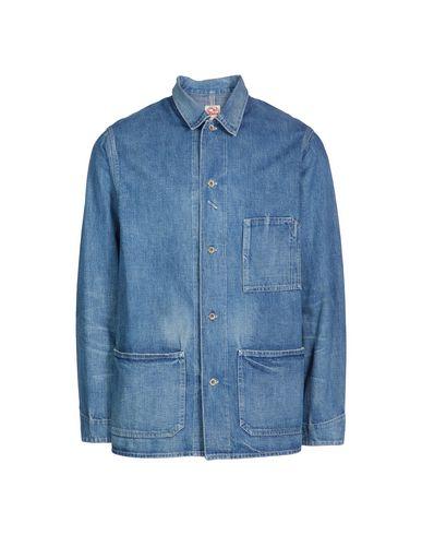 CHIMALA Denim Shirt in Blue