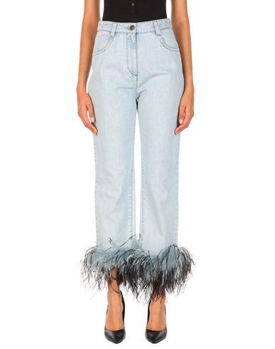 PRADA - Denim trousers