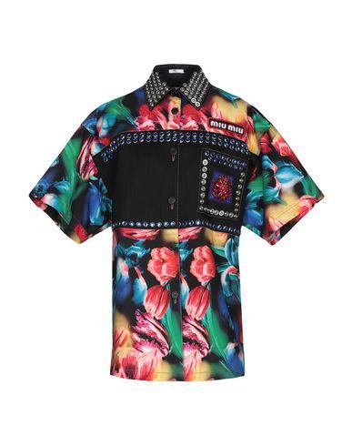 MIU MIU - Denim shirt