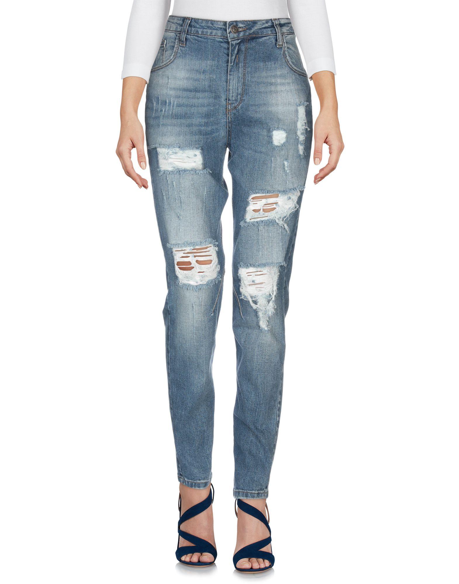 Pantaloni Jeans Annarita N damen - 42698432CA