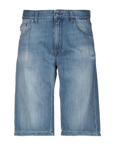 682a90be99 LOVE MOSCHINO Denim shorts - Jeans and Denim   YOOX.COM