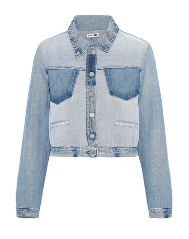 Re/done With Levi's Denim Jacket In Blue