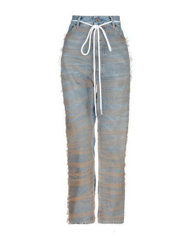 50% price coupon codes for sale OFF-WHITE™ Denim pants - Jeans and Denim | YOOX.COM