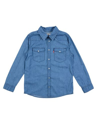 san francisco 9ccf0 66f59 LEVI'S RED TAB Camicia di jeans - Camicie | YOOX.COM