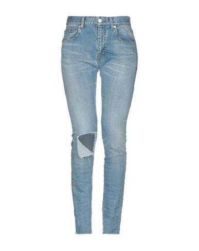 BALENCIAGA - Denim trousers