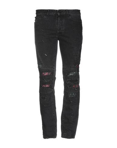 l'ultimo 7bd83 68b28 MARCELO BURLON Denim trousers - Jeans and Denim   YOOX.COM