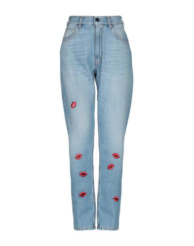 a9cde7571a Vivetta Denim Pants - Women Vivetta Denim Pants online on YOOX ...