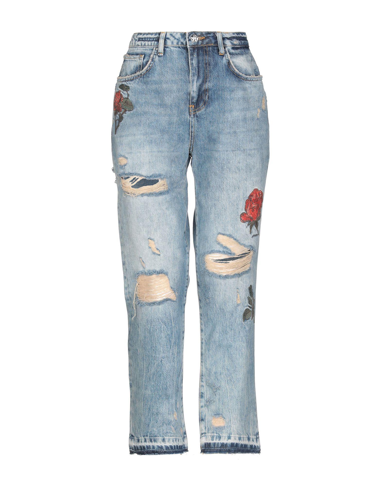 Pantaloni Jeans Silvian Heach damen - 42700916BL