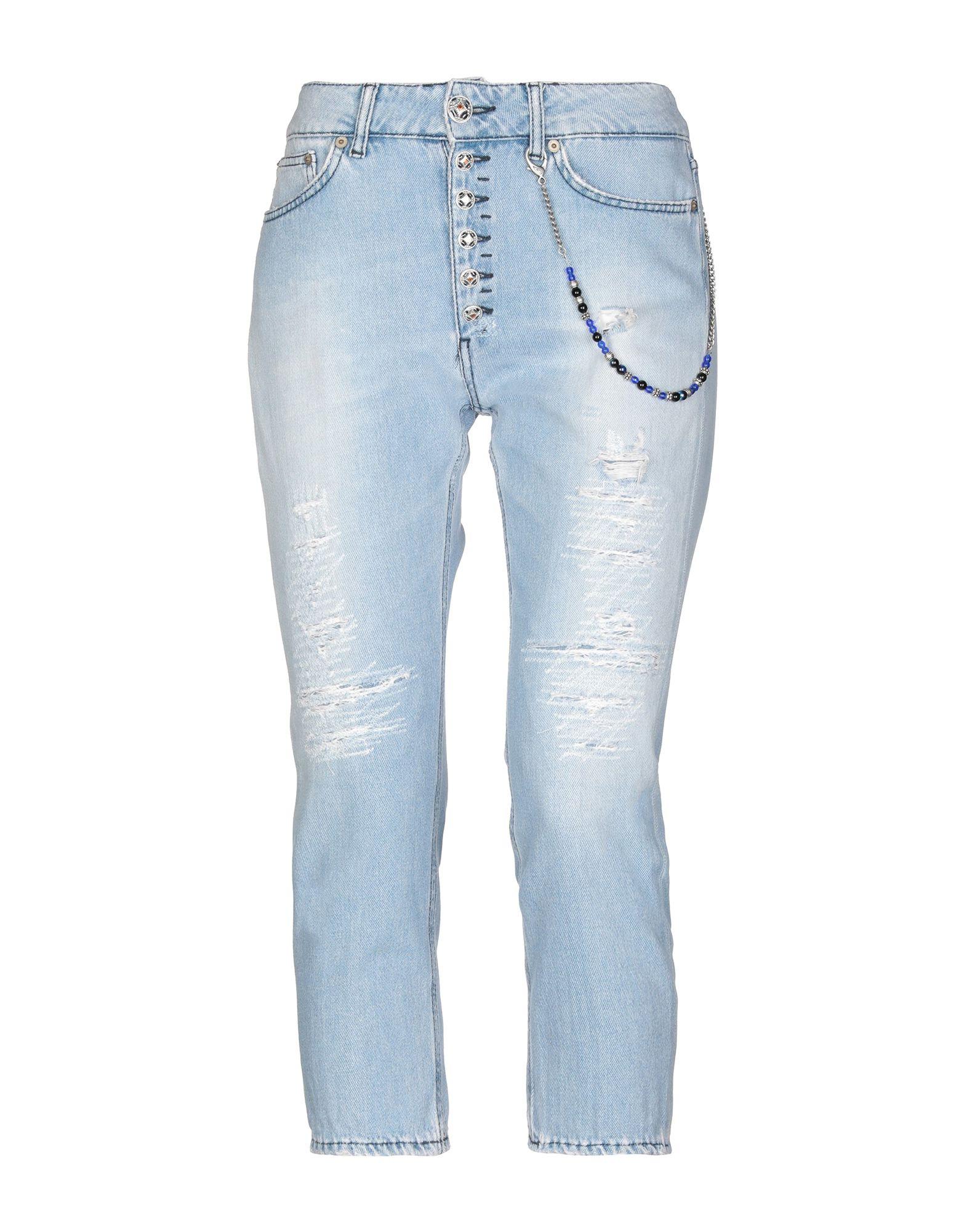Pantaloni Jeans Dondup Dondup Dondup donna - 42701080RE 643