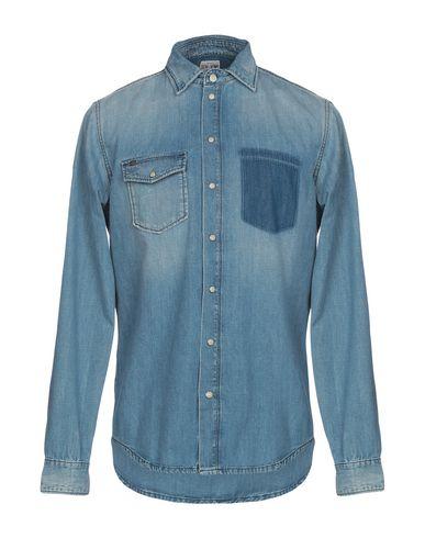 Chemise En Jean Pepe Jeans Heritage Homme - Chemises En Jean Pepe ... a8b78c374cb3