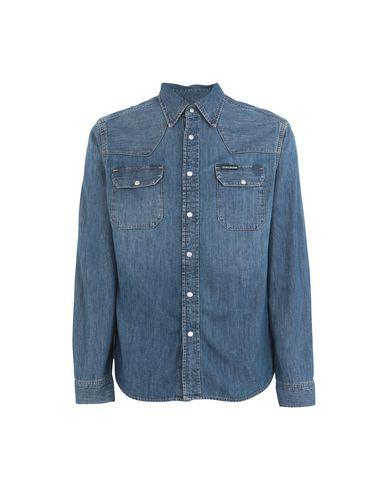af47a1d4cde Calvin Klein Jeans Archive Western - Denim Shirt - Men Calvin Klein ...