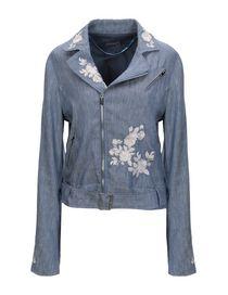 hot sale online 3ee88 fca60 Giubbotti Jeans Twinset Donna Collezione Primavera-Estate e ...