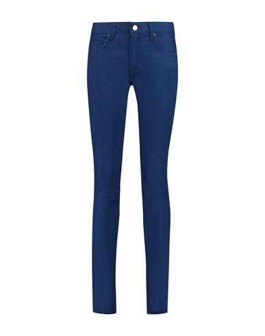 VICTORIA BECKHAM DENIM Denim Pants in Bright Blue