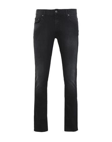 541c3474 Tommy Hilfiger Lewis Hamilton Black Denim Pants - Denim Trousers ...