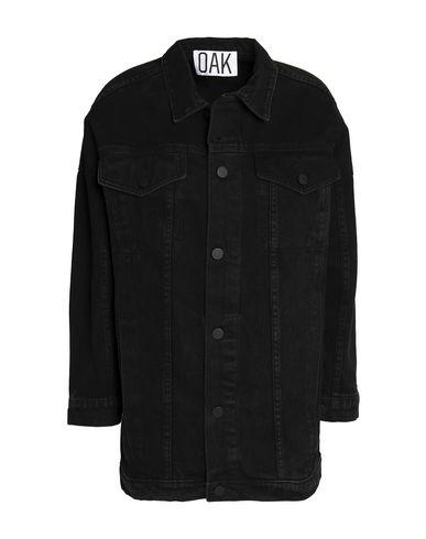 OAK Denim Jacket in Black